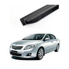 Smoked Side Window Vent Visor Rain Guards (for Toyota Corolla 2009 - 2013)