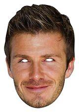 David Beckham Máscara-Celebrity Máscaras