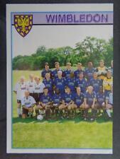 1//2 Merlin Premier League 97 Wimbledon #515 Team Photo