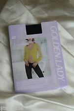 Golden Lady Microfibre 40 Denier TEEN SCHOOLGIRL DANCE Opaque Pantyhose Tights