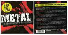 Metal: A Headbanger's Companion (6xCD, Comp + Box)