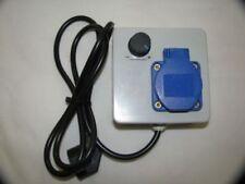 Dimmer/Leistungsregler/ Drehzahlregler 2000 Watt 230Volt max.16 Ampere.