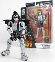 "KISS Gene Simmons Destroyer Tour The Demon BST AXN 5"" Loyal SubjectAction Figure"