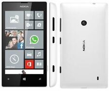 Lumia 520 8GB Unlocked Smartphone Microsoft Windows Phone 5MP White