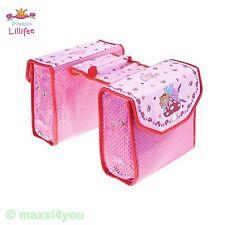 01170317K Prinzessin Lillifee Gepäckträgertasche Kinderfahrrad Doppeltasche
