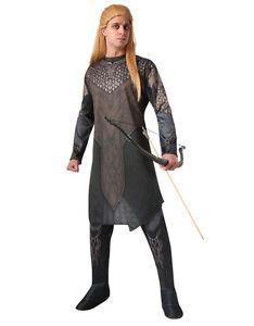 "Legolas Greenleaf Mens Outfit,X-Large, CHEST 44 - 46"", WAIST 36 - 40"",INSEAM 33"""