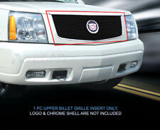For 2002 03 04 05 2006 Cadillac Escalade Black Billet Grille Grill