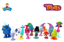 Trolls Cake Toppers Set of 12 Figures