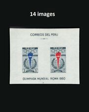 VINTAGE: PERU ASSORTMENT USD,OG,NH  SCOTT $179.92  EST LOT # 141200