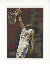 1995-96 Ultra Jam City Hot Pack #12 Jerry Stackhouse 76ers