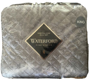 Waterford MILLIE King/ Cal King Quilt Set