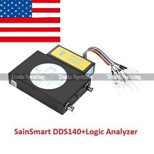 SainSmart DDS140  PC-Based USB Portable FFT Oscilloscope +Logic Analyzer US ship