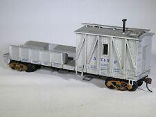MOW TRAINS HO Walthers SANTA FE Crane Tender ATSF MW 328427 Work Train KC