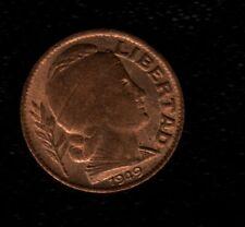 ARGENTINA 10 CENTS 1949