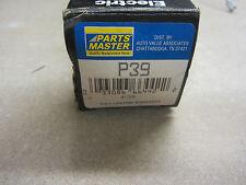 Parts Master P39 Electric Fuel Pump