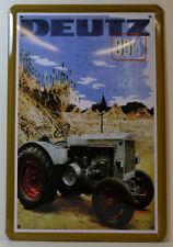 Deutz 35 HP - Tractor Tin Sign 30 x 20 cm (BS558)