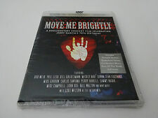 Grateful Dead Jerry Garcia Move Me Brightly DVD Documentary Concert Film JG 70th