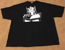 transformers optimus prime t-shirt size XXL