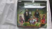 WWF WrestleMania 2000 Duble Slam 4 Triple H & Billy Gunn Tron Ready NEW t623