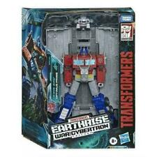 Transformers Earthrise Leader Class Optimus Prime War For Cybertron