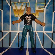 The Rock - Titan Tron Live - WWE Jakks Wrestling Figure WWF (c)