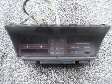 AUSTIN MG MAESTRO 1980'S DASHBOARD DIGITAL INTERIOR CLOCKS.