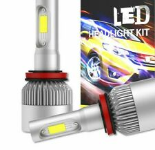 H11 H9 H8 LED Headlight Bulbs Conversion Kit Onewell 2PCS Advanced COB