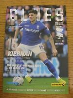 14/04/2015 Birmingham City v Blackburn Rovers  . Thanks for viewing our item.  A