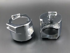 CHROME SWITCH HOUSING COVERS for Kawasaki Vulcan 06-12 VN900 900 04-12 VN2000 VN