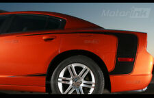2011 2012 2013 2014 Dodge Charger Rear Side Quarter Panel  C Stripes Decals