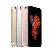 Apple iPhone 6S Smartphone Touch Display, 128GB in grau / silber / gold / rose