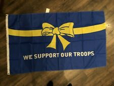 Support Our Troops Flag All Proceeds Go To The Vets