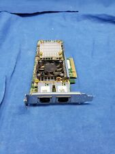 Dell Broadcom Low Profile 57810S 10GbE Base-T Dual Port PCIE NIC #4480