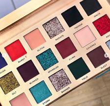 New Original Make Up Revolution All That Glistens Eye Shadow Palette In Box