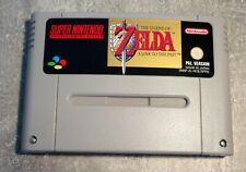 Nintendo SNES The Legend of Zelda A link to the past nur Modul top Zustand