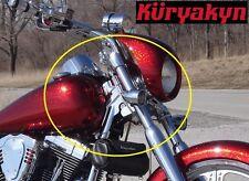 Kuryakyn 7854 Harley Davidson Chrome Frame Neck Cover 2000-7 Softail Deuce FXSTD
