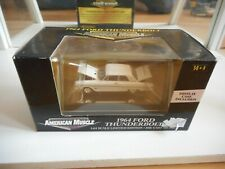 ERTL American Muscle 1964 Ford Thunderbolt in White on 1:64 in Box
