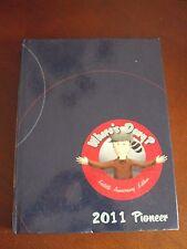2011 David Crockett High School Yearbook Jonesborough, TN ~ Pioneer Tennessee