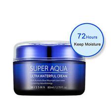 [Missha] Super Aqua Ultra Waterful Cream 80ml 2.70 oz. for Brightening Whitening