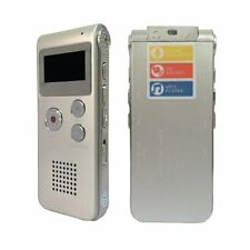 Voice Recorder 8 GB Ghost Haunting EVP Session Notes Dictaphone Speaker MP3 USB