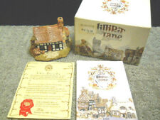 Lilliput Lane Five Ways Cottage English Collect. Midlands #043 Nib & Deeds 1989