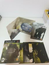 Shadow of the colossus pal españa ps2 completo con postales play station 2