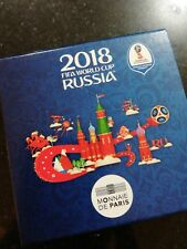 Russia World Cup 2018 gold coin France Monnaie de Paris 5 euro Proof Ltd 5000