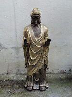 Buddha Budda Groß Statue Stehend Garten Figur Wetterfest Tempelwächter 83 F110