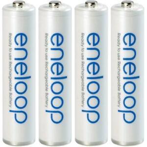 Panasonic Sanyo Eneloop AAA Micro AA Mignon Akkus wiederaufladbare Batterien