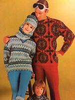 Vintage 1964 Iceland Original Hans Heitsch Designer Ski Fashion Clothing Ad