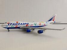 1/500 Herpa Transaero Airlines Boeing 747-400 Flight of Hope 528818