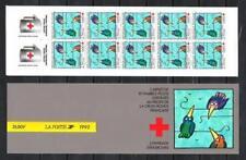 France 1992 Yvert carnet croix-rouge n° 2041 neuf ** 1er choix