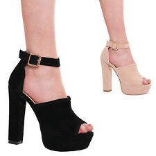 Unbranded Peep Toes Synthetic Shoes for Women