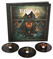 EPICA - THE QUANTUM ENIGMA - 3CD EARBOOK BOXSET NEW SEALED 2014
